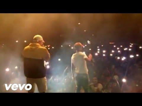 Tu No Vive Así (En Vivo) Bad Bunny Ft. Arcangel 2017 😈👻   Lil Carlitos TV