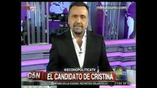 C5N - ECONOMIA POLITICA: PROGRAMA 22/03/2015 (PARTE 1)