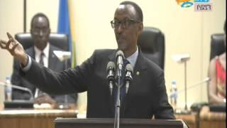 President Kagame speaks out on the arrest of Rwanda