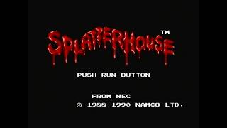Splatterhouse (TurboGrafx 16) - Speed Run [12:59]