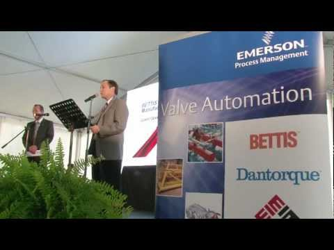 Emerson opens new factory in Hungary