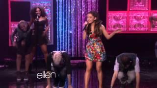 Ariana Grande feat. Mac Miller - The Way (live+lyrics) ♥