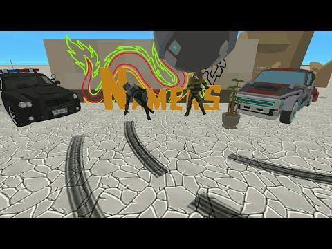 Обзор Лучшей Песочницы На Андроид!   Combat Sandbox 3D