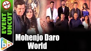 Hrithik Roshan | Pooja Hegde Unveils The World Of Mohenjo Daro | Event Uncut