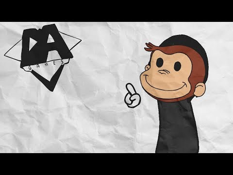 DAGames Animated - Curious George (Home Sweet Home)