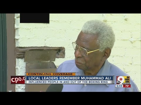 Local leaders remember Muhammad Ali