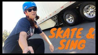 Skate And Sing (Bass Notes)