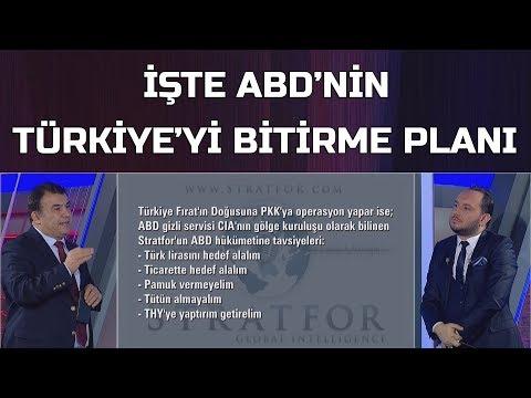 ABD, Türkiye'yi bitirme planını açık açık ilan etti!