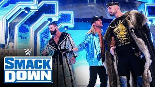 Roman Reigns rolls out dogfood challenge for King Corbin: SmackDown, Jan. 31, 2020