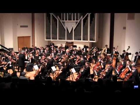 Marrowstone Music Festival 2012 Concert Orchestra (1/3)