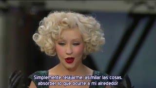 Christina Aguilera - Entrevista Oprah &