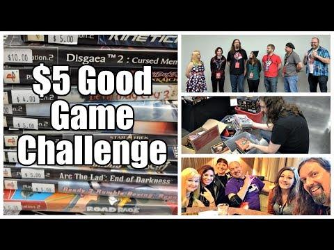 $5 Good Game Challenge - Metal Jesus Crew game hunts at Portland Expo!