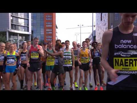 Great Birmingham Run 2016