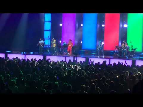 Bruno Mars - Finesse - Prudential Center 10-1-18