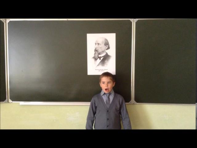 Изображение предпросмотра прочтения – АндрейЖелудков читает произведение «Мороз, Красный нос» Н.А.Некрасова