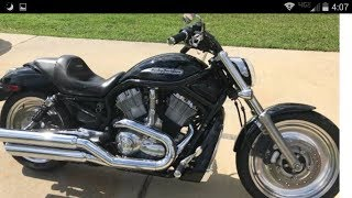 I Just Bought The Cheapest 2004 Harley Davidson Vrod In The Country