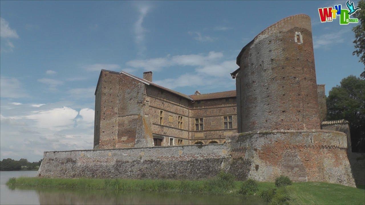 Le château de Bouligneux et les Boulignards