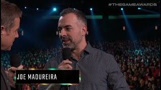 The Game Awards 2019 Ruined King announcement trailer and Joe Madureira Interview (2019-12-12)