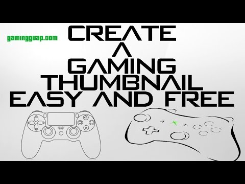 How To Make Thumbnails For FREE 2020! 🎨 WITHOUT Photoshop (EASY) from YouTube · Duration:  13 minutes 57 seconds