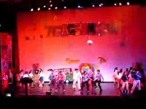 Bio x Micro performance - College of Science Variety Show 2014