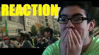 Godzilla: Resurgence Teaser Trailer Reaction! (2016)