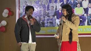 गढ़वाली काँमेडी लाइव शो - 4 || Garhwali Live Comedy Stage Show # Garhwali Video 2018