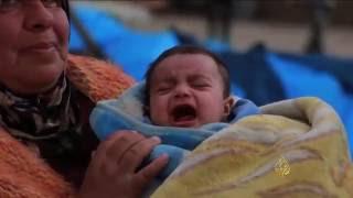 فيديو..النظام يهجرآخر دفعة من أهالي داريا بسوريا