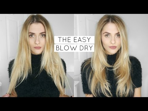The Easy Blow Dry (with Babyliss Big Hair) | Fashion Influx