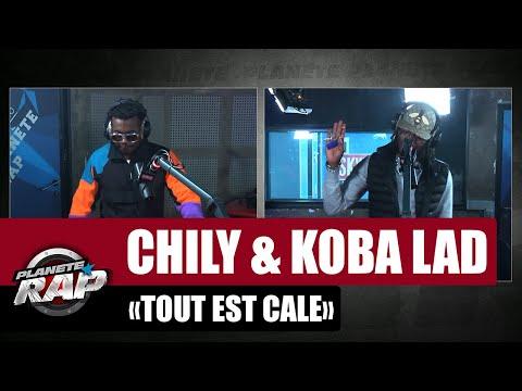 Youtube: Chily«Tout est calé» ft Koba LaD #PlanèteRap
