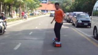 Gas Skateboard GT Innovation Man ™