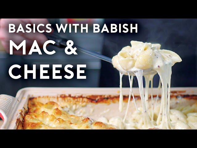Mac & Cheese | Basics with Babish