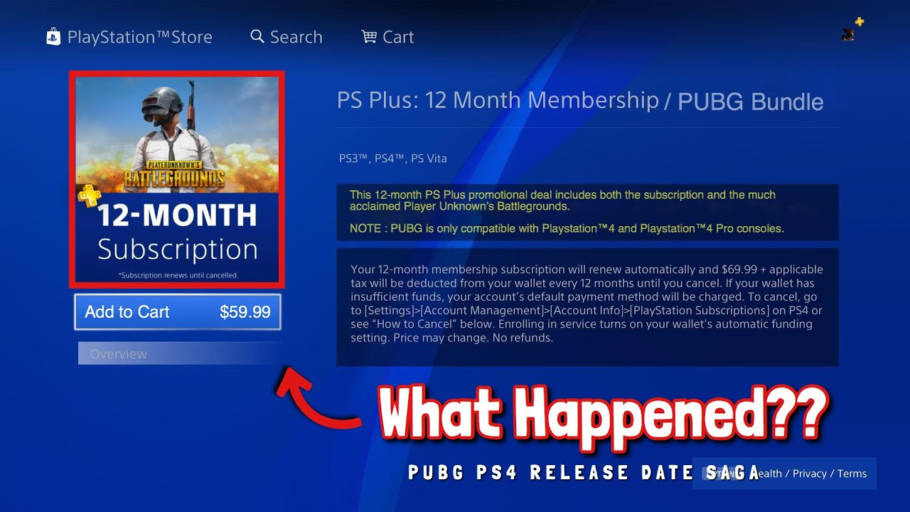 Pubg Ps4 Release Could Happen As Early As December: What Happened?! (PUBG PS4 Release Date