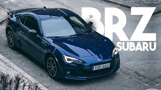 Here's WHY the Subaru BRZ is totally worth €30.000!