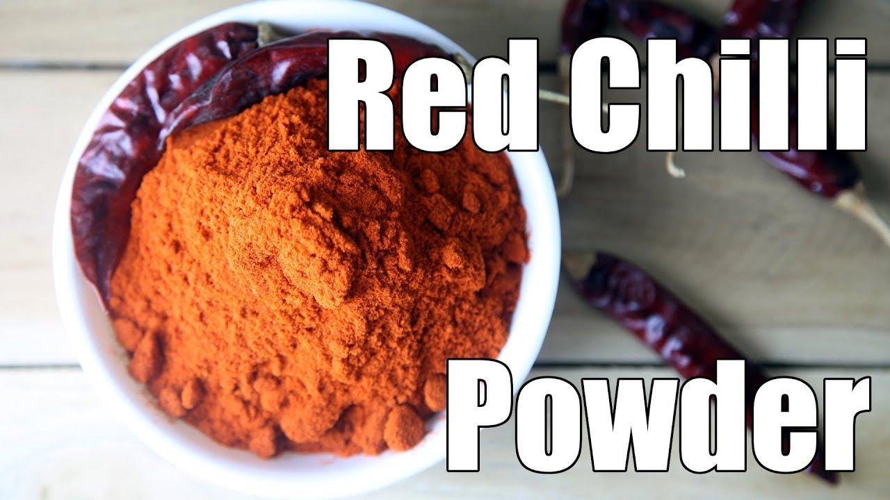 Red Chili Powder Recipe Dandk Organizer