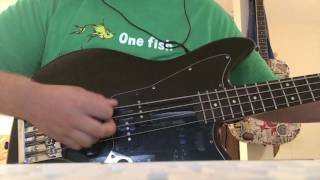 lil yachty one night bass cover