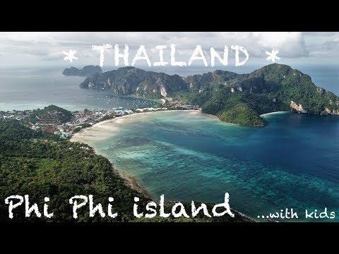 Koh Phi Phi  | Thailand 2017 | Travel Vlog