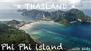 #31. KOH PHI PHI Travel Guide   Thailand 2017   DJI MAVIC