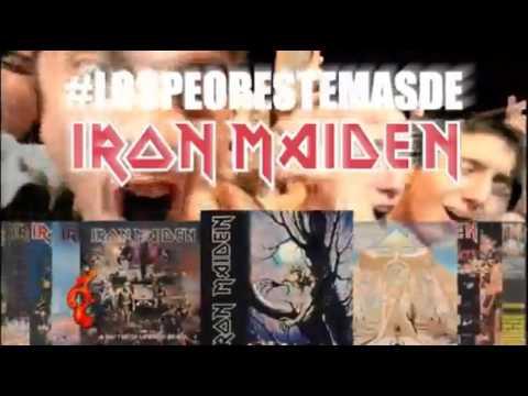 Los Peores Temas de Iron Maiden #Acido