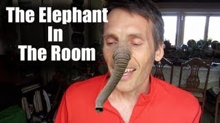 Response to Matt Monarch - The Elephant in the Room