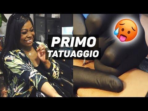 SKIN: IL MIO PRIMISSIMO TATUAGGIO!! ❤️😍| GRACE ON YOUR DASH