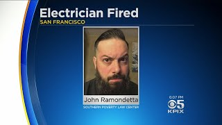 Bay Area Electrician Fired Over After Planned Speech At Charlottesville Rally