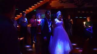 Свадьба Аркадия и Инны. Обряд превращения невесты в жену.