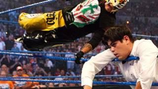 SmackDown: Rey Mysterio returns to SmackDown
