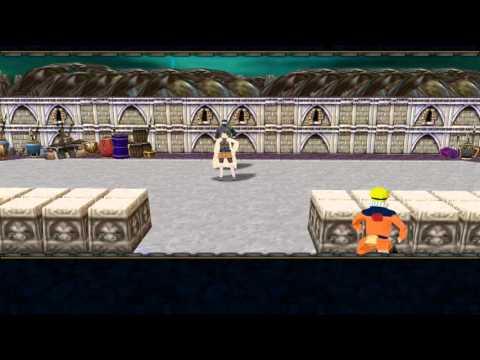 Warcraft III: TFT - (CUSTOM) 145 - Naruto Ultimate RPG 4.2i - Chunninské zkoušky