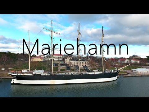 Mariehamn april 2016