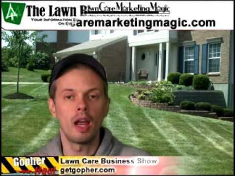 GopherHaul 24- Lawn Care Software Business Entrepreneur Show