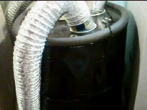 Clothes Dryer Heat Exchanger He 26 Part I Youtube
