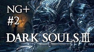 Let's Play Dark Souls 3 NG+ #2 - BOSS Vordt vom Nordwindtal / Vordt of the Boreal Valley