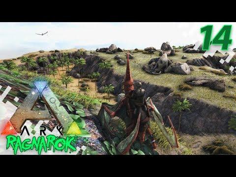 ARK: SURVIVAL EVOLVED (RAGNAROK) - The Power Of Flight! - EP14