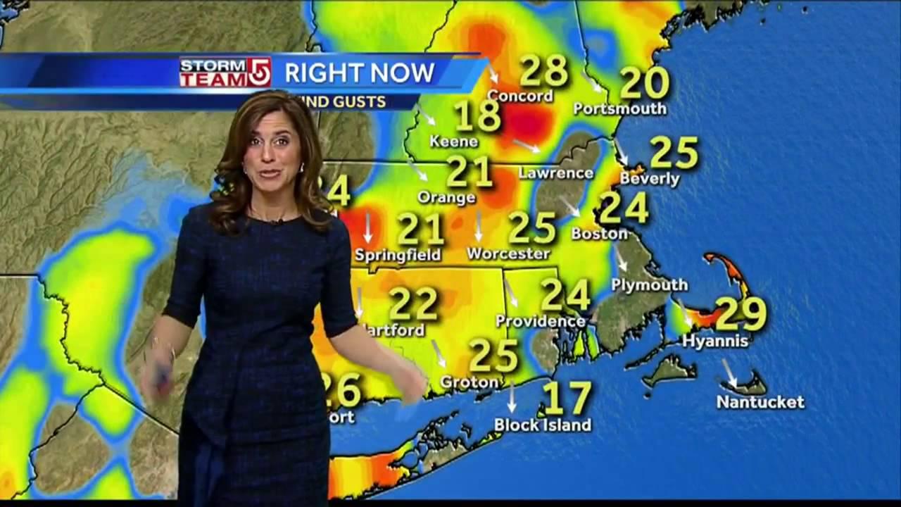 Boston News Channel 5 Weather